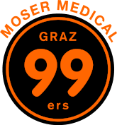 Moser Medical Graz99ers Logo