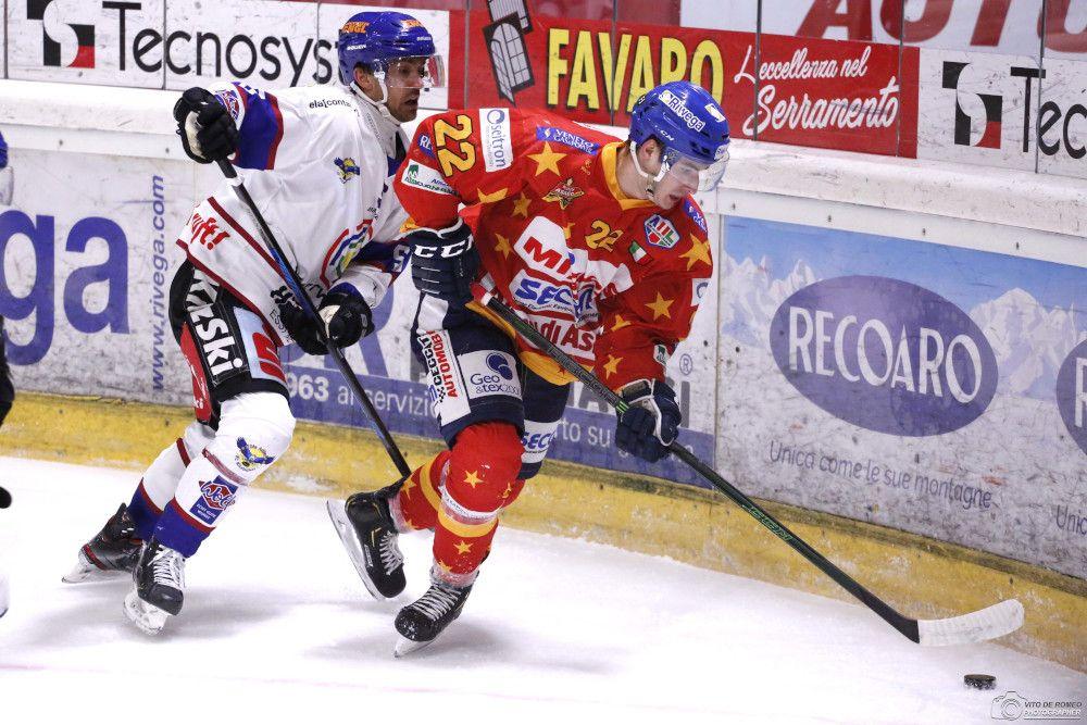 Migross Supermercati Asiago Hockey Live