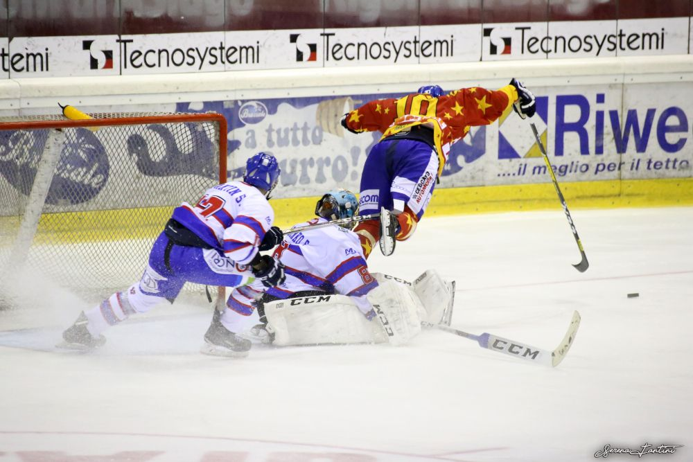 Migross Supermercati Asiago Hockey Live